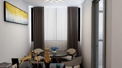 3-5万30平米小户型现代简约风格餐厅图