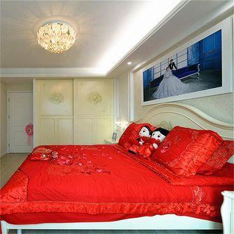 10-15万70平米田园风格卧室设计图