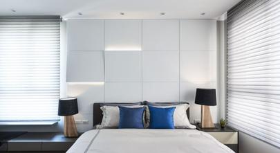 140平米三室三厅日式风格卧室图片大全