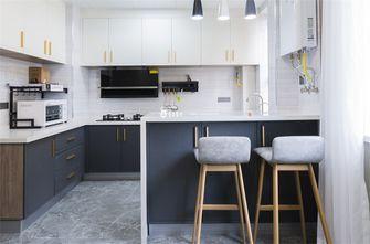 经济型90平米北欧风格厨房效果图