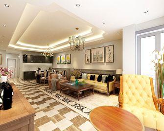 130平米四室一厅美式风格其他区域设计图