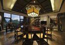 140平米复式宜家风格餐厅图片大全