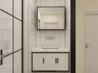 80平米三美式风格卫生间装修案例