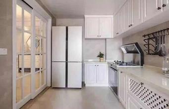 140平米三美式风格厨房装修图片大全