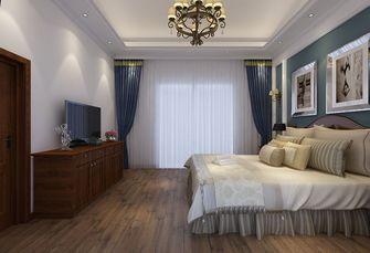 15-20万140平米别墅新古典风格卧室装修案例