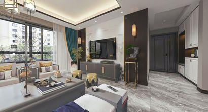 140平米复式新古典风格客厅装修效果图