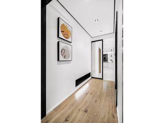 90平米现代简约风格玄关效果图