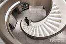 豪华型140平米别墅美式风格楼梯间图片