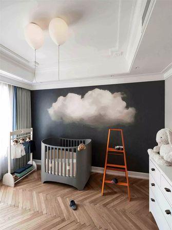 140平米四混搭风格儿童房图片