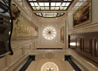 140平米别墅欧式风格玄关门口图片