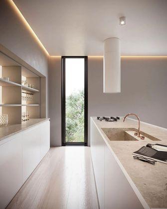 100平米三宜家风格厨房图