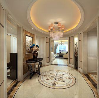 140平米三新古典风格玄关设计图