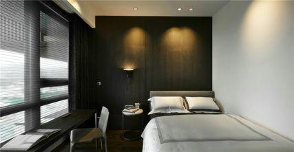 140平米四英伦风格卧室装修案例