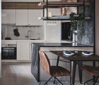 40平米小户型混搭风格厨房图片
