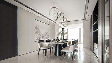 120平米三室一厅中式风格餐厅图片大全