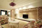 110平米一居室地中海风格客厅图