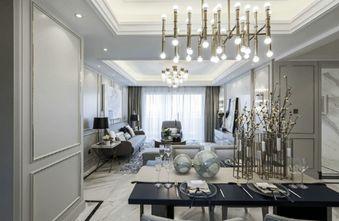 30平米以下超小户型法式风格客厅图片