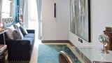 100平米三室一厅英伦风格书房图片大全