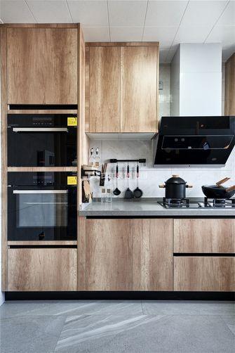140平米三日式风格厨房效果图