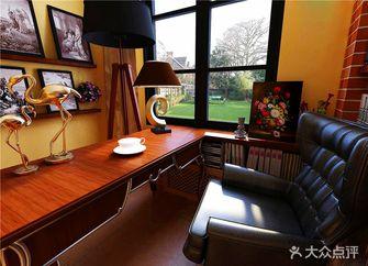 110平米三室两厅田园风格客厅欣赏图