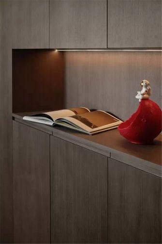 120平米三现代简约风格书房图片