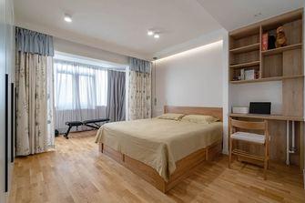 140平米三室两厅宜家风格卧室装修效果图