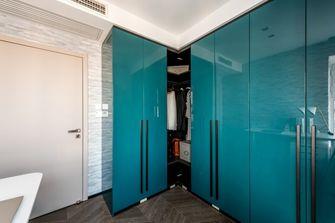 70平米一居室现代简约风格衣帽间图片