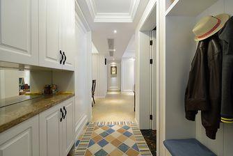 120平米三室两厅美式风格储藏室欣赏图