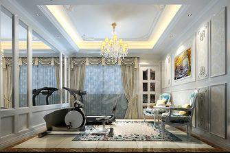140平米别墅其他风格健身室装修图片大全