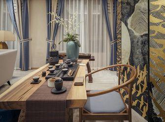 100平米三室两厅新古典风格书房设计图