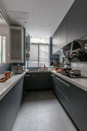 70平米宜家风格厨房设计图