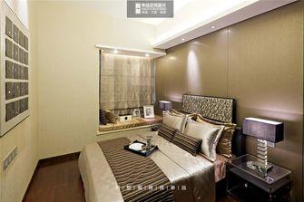 140平米复式现代简约风格卧室背景墙图