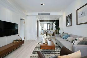 110平米三室兩廳北歐風格客廳裝修案例