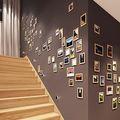 20万以上130平米三室两厅混搭风格楼梯图片