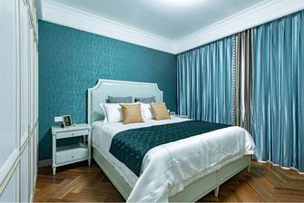 豪华型140平米三室两厅新古典风格卧室设计图