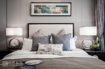 10-15万130平米三室一厅新古典风格卧室装修案例