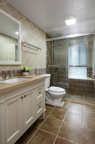 140平米四室一厅美式风格卫生间装修效果图