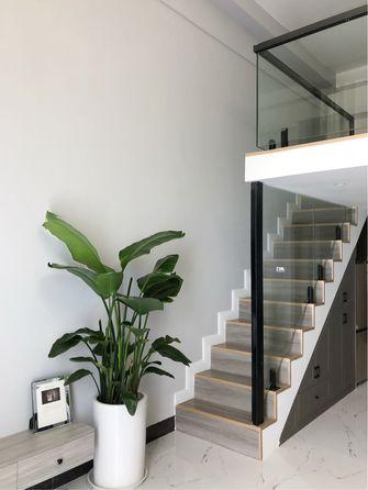 70平米复式北欧风格楼梯间效果图