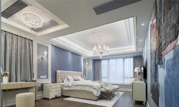 140平米四室两厅法式风格卧室欣赏图