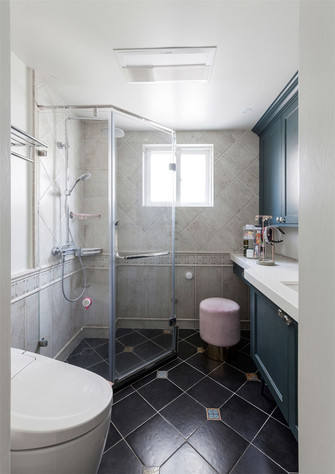 120平米三法式风格卫生间图片