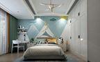 140平米别墅新古典风格儿童房图片大全
