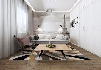 100平米三室一厅北欧风格影音室装修效果图
