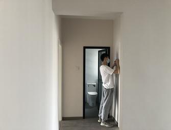140平米三室两厅日式风格走廊装修图片大全