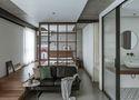70平米公寓混搭风格客厅图片大全