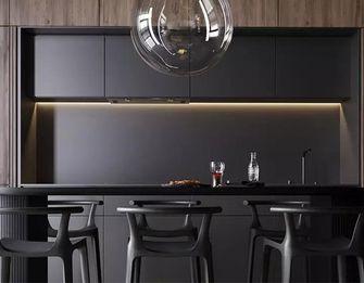 130平米四现代简约风格餐厅效果图