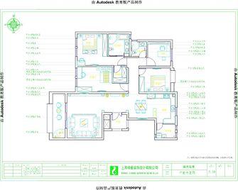 140平米四室两厅欧式风格其他区域装修图片大全