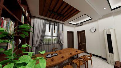 140平米一居室中式风格客厅图片大全