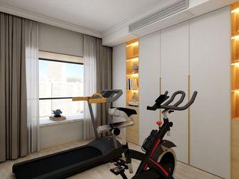 140平米四日式风格健身室欣赏图