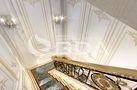 豪华型140平米别墅法式风格楼梯图片