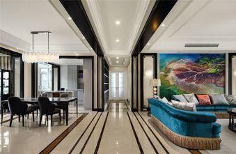 110平米四室两厅法式风格走廊装修图片大全